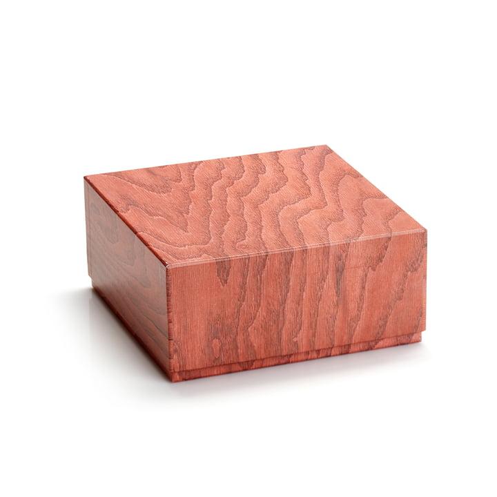 Storage box 20 x 9.5 cm from applicata in terracotta