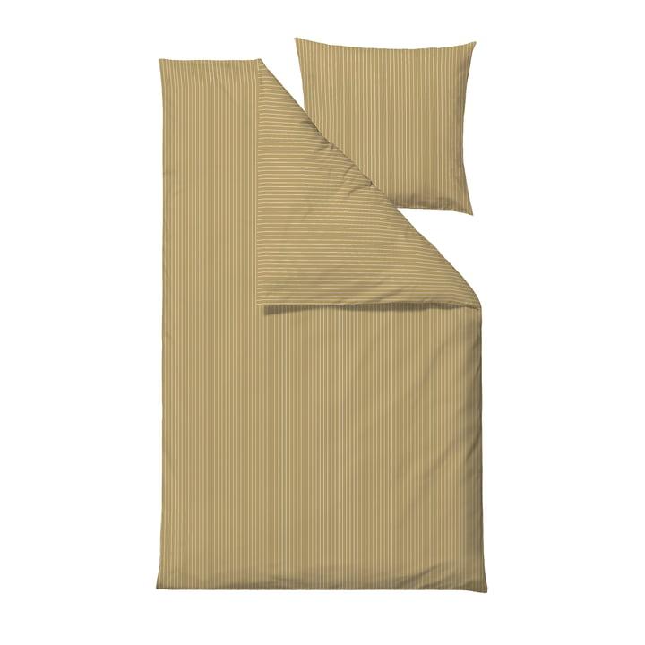 Common Bed linen, 135 x 200 cm, golden by Södahl