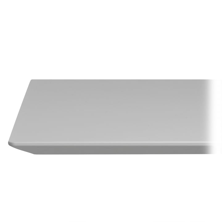 Mingle rectangular table top, grey by ferm Living