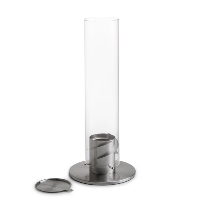 Spin Table fire 120, silver by höfats