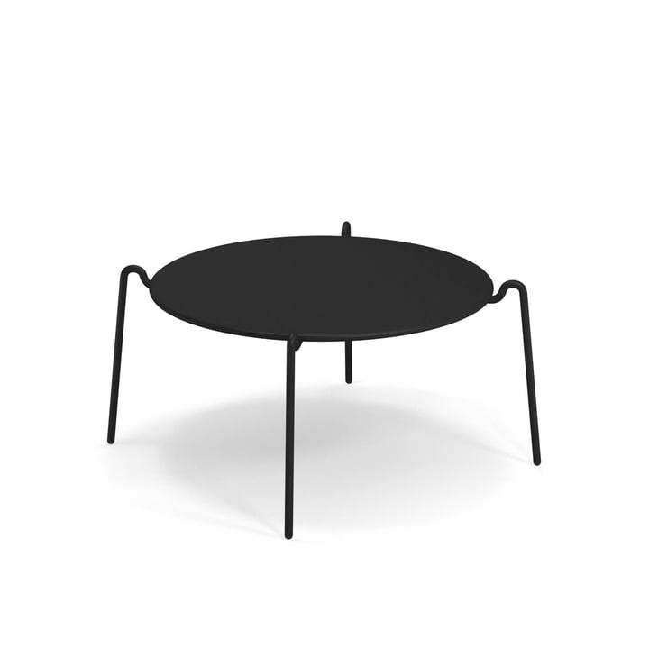 Rio R50 side table Ø 104 cm, black from Emu