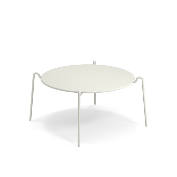 Rio R50 side table Ø 104 cm, white from Emu