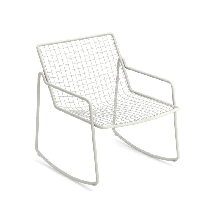 Rio R50 rocking chair, white from Emu