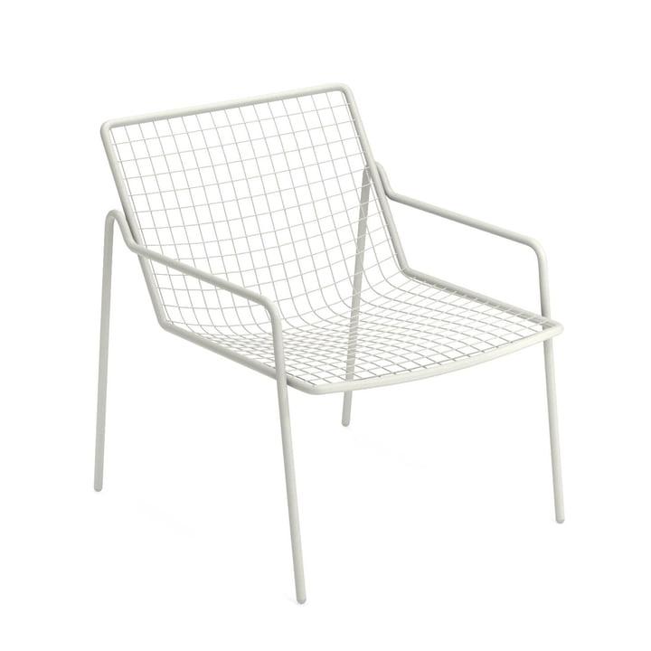 Rio R50 lounge chair, white from Emu