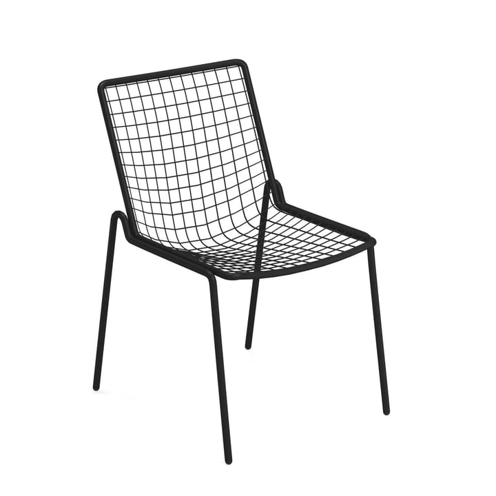 Rio R50 chair, black by Emu