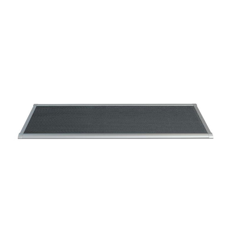 Doormat Outdoor 120 × 70 cm from Rizz in silver