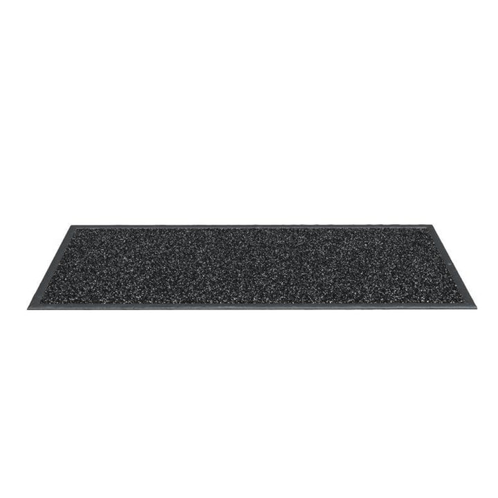 Doormat Indoor 120 x 70 cm from Rizz in anthracite