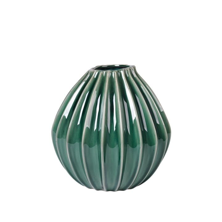 Wide Vase, Ø 30 x H 30 cm, sycamore from Broste Copenhagen