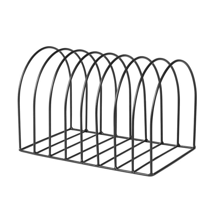 Holly Draining rack, black by Broste Copenhagen