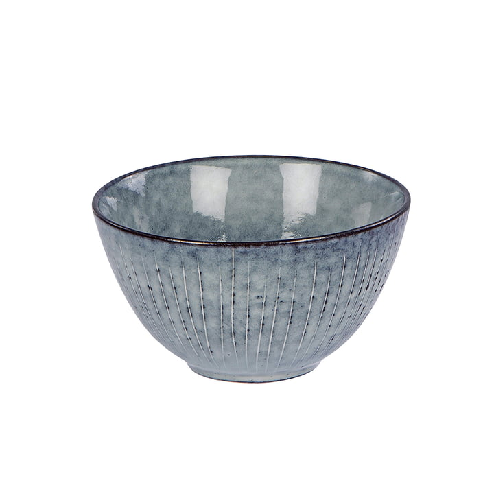 Nordic bowl, Ø 15 x H 8 cm, sea by Broste Copenhagen