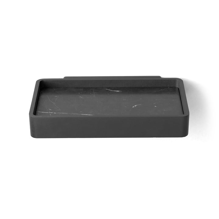 Bath Shower tray from Menu in marble / black