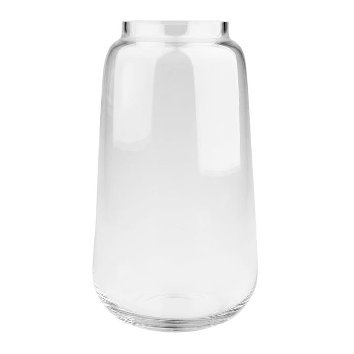 Bou Vase Ø 17 x H 30 cm, transparent from Connox Collection