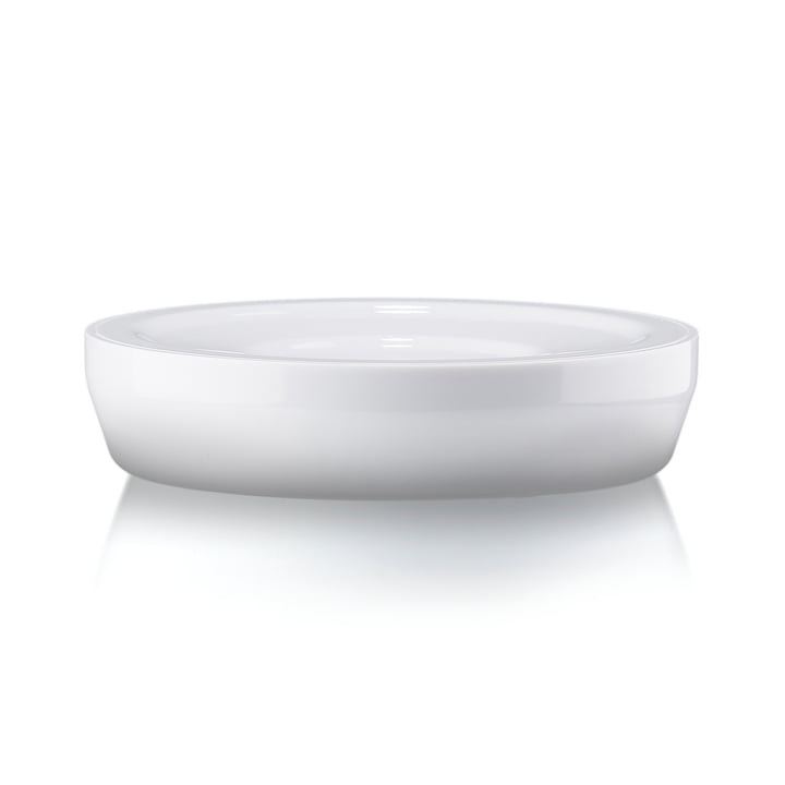 Suii Soap dish from Zone Denmark in white