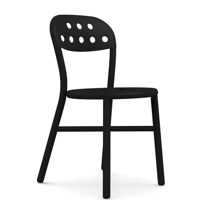 Pipe chair from Magis in black