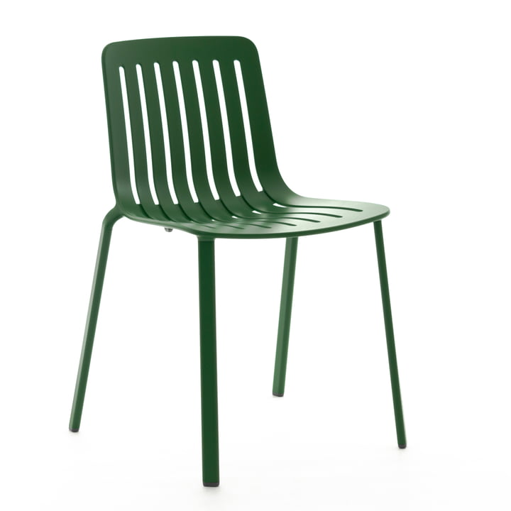 Plato chair from Magis in green