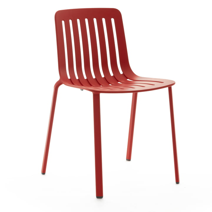 Plato chair from Magis in red