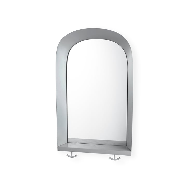 Portal Wall mirror from Nofred in grey
