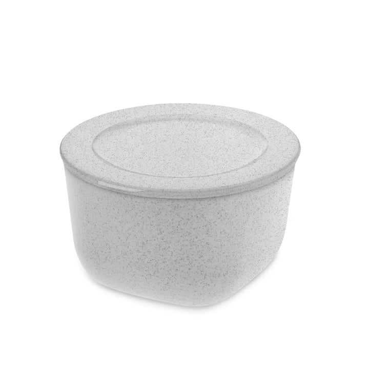 Connect M Storage tin 1 l of Koziol in organic grey