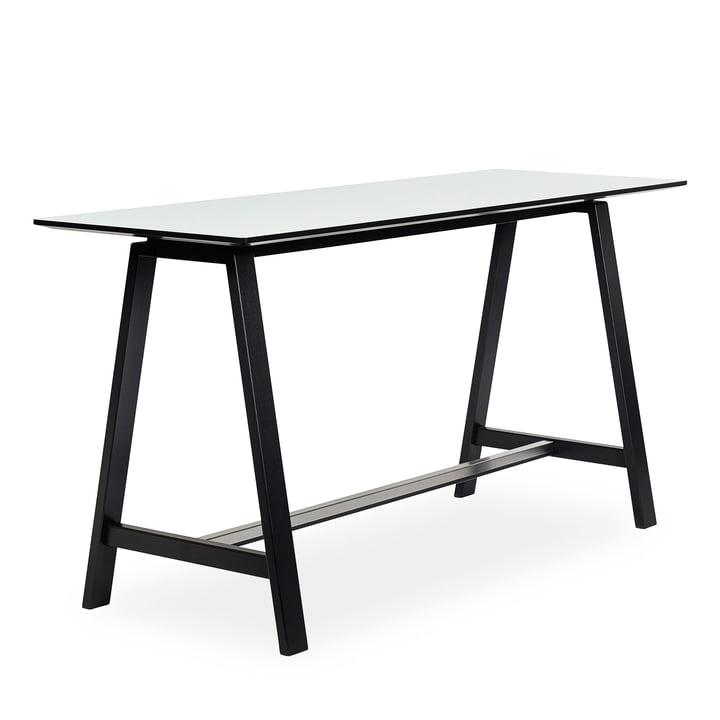 HT1 table 216 x 75 H 108 cm by Andersen Furniture in black