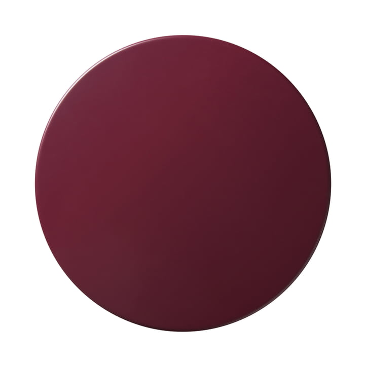 Accessories disc for wall Planet lamp Ø 25 cm from Please wait to be seated in fig purple