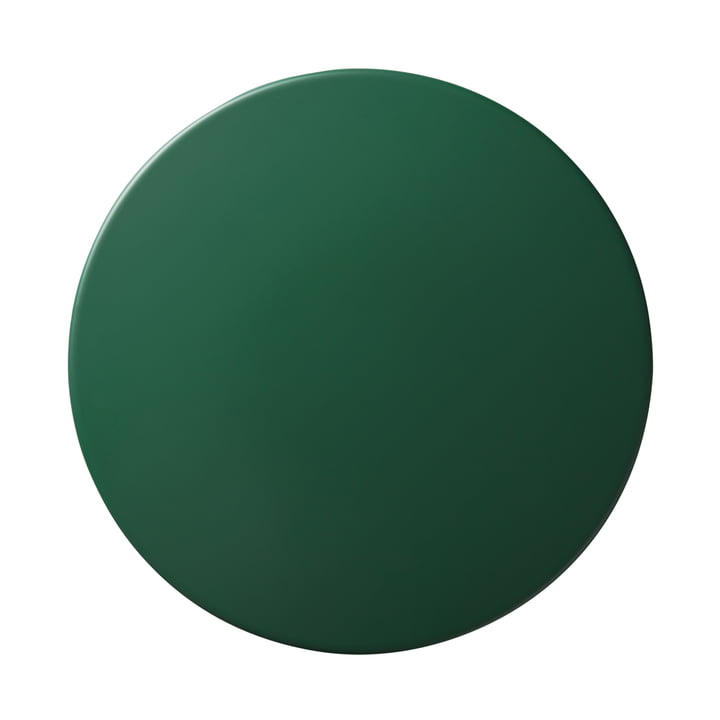 Accessories disc for wall Planet lamp Ø 25 cm from Please wait to be seated in cedar green
