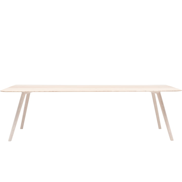 Meyer Table XXLarge 260 x 92 cm from Objekte unserer Tage ashen
