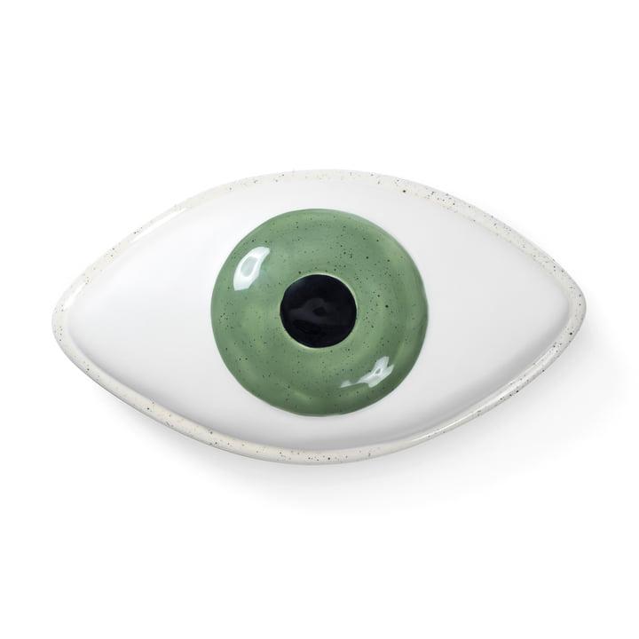 Organs Eye Storage box, green by Doiy