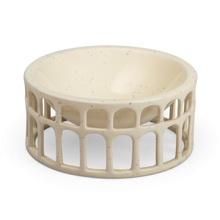 Hestia bowl, white from Doiy