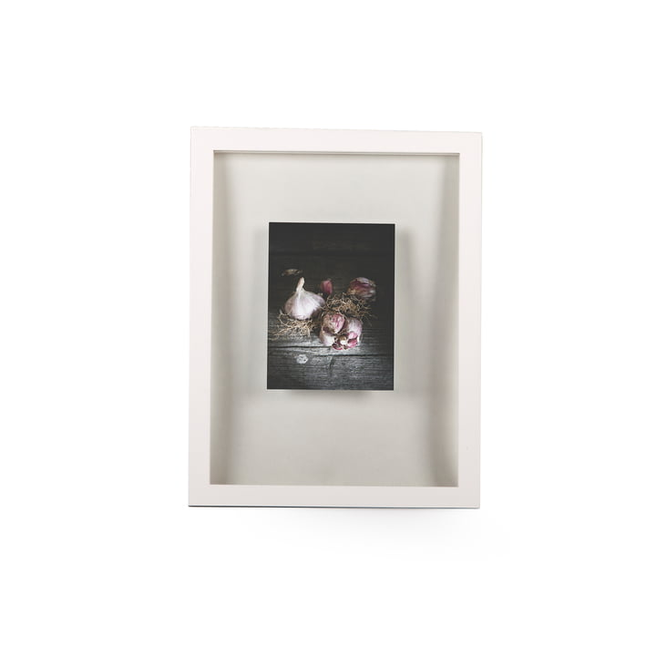 Window Picture frame 30 x 40 cm, white from XLBoom