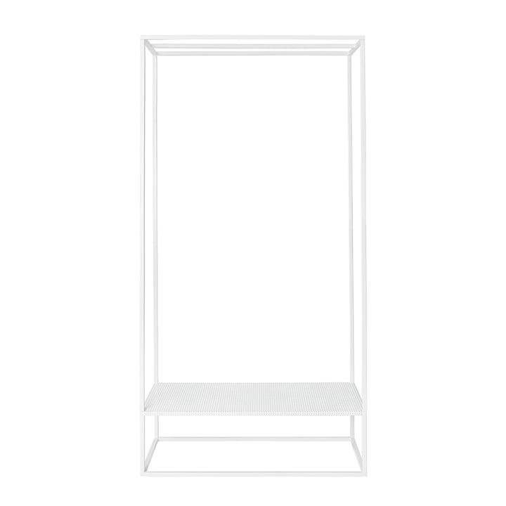Grid wardrobe by Kristina Dam Studio in white