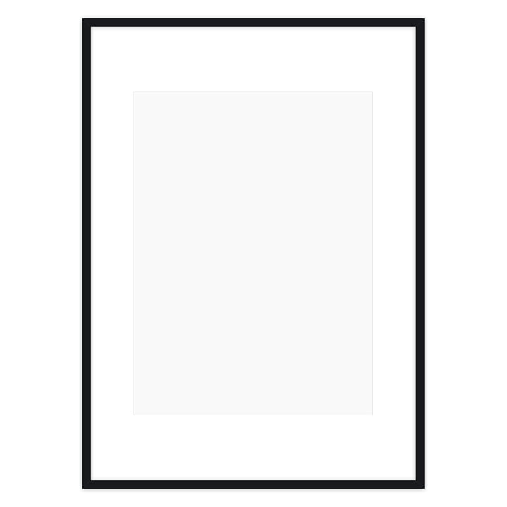 Poster frame 70 x 100 cm, black from Connox Collection