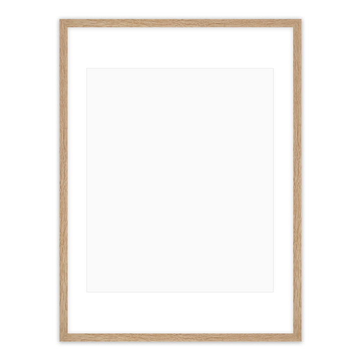Poster frame 50 x 70 cm, oak from Connox Collection