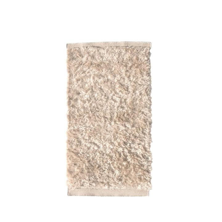 Wellbeing Chobi carpet, 80 x 170 cm, natural by nanimarquina .