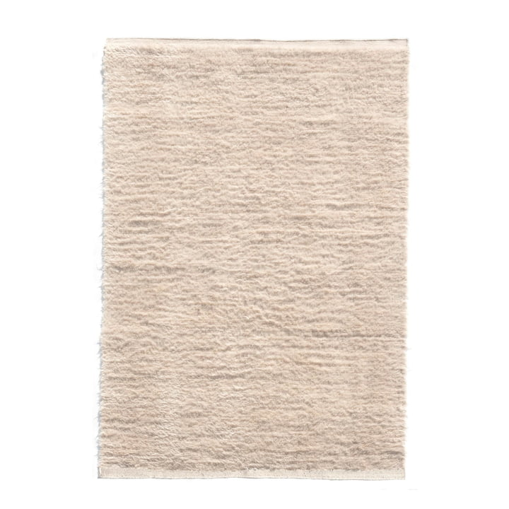 Wellbeing Chobi rug, 170 x 240 cm, natural by nanimarquina .