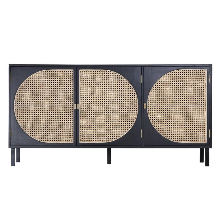 Webbing sideboard, black by HKliving