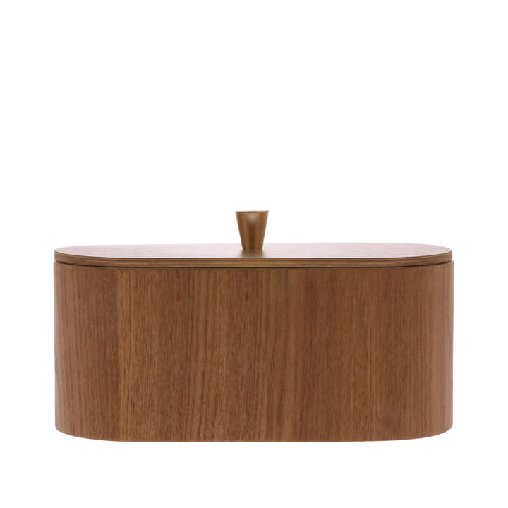 Willow wooden box, ash from HKliving