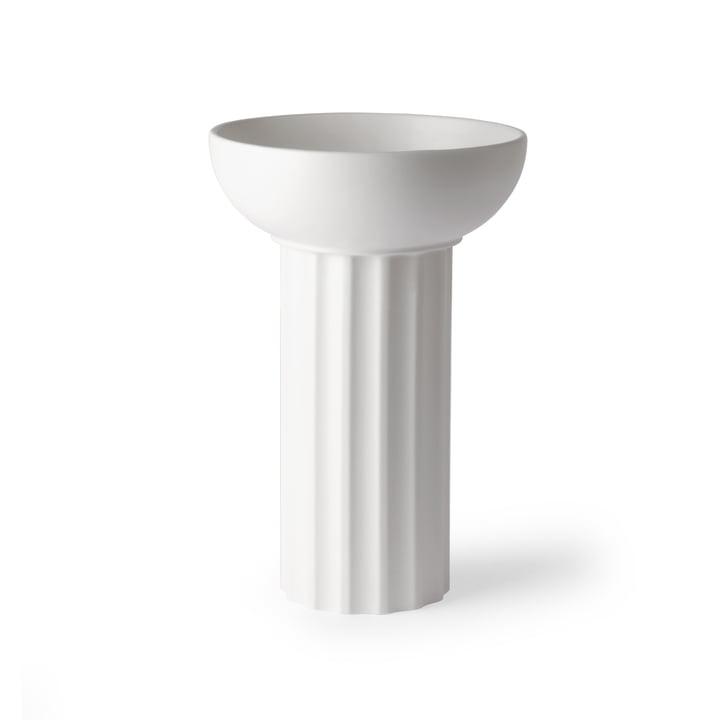 Greek A Vase, Ø 21.5 x 32.5 H cm, white by HKliving