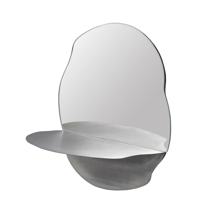 Vilja mirror, 31 x 40 cm by Broste Copenhagen