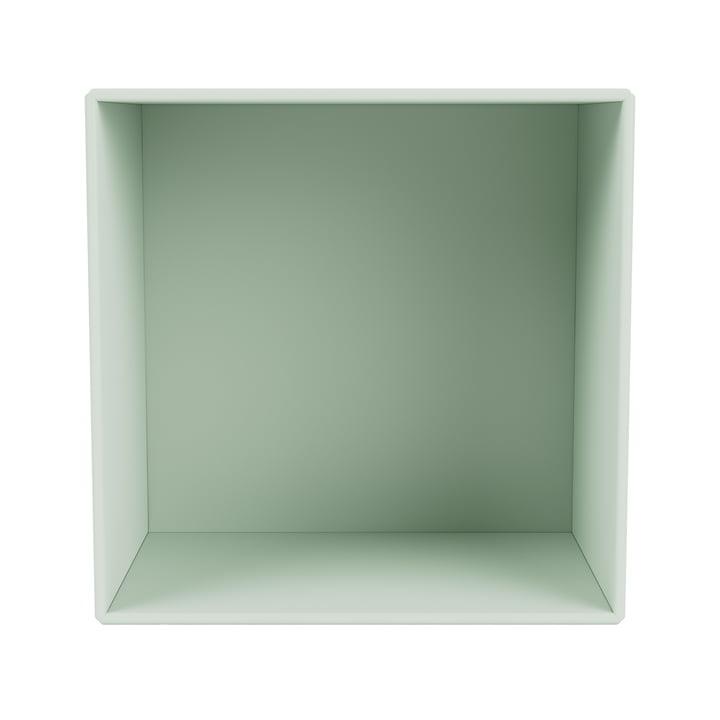 Mini shelf module open, mist from Montana .