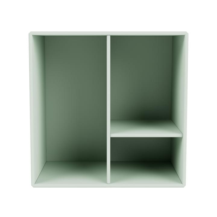 Mini shelf module with shelves, mist from Montana .