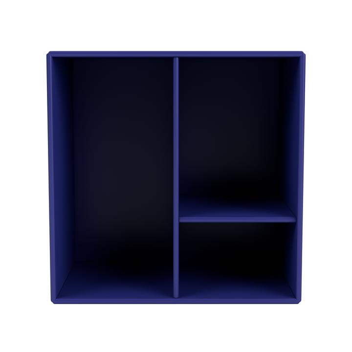 Mini shelf module with shelves, monarch from Montana .