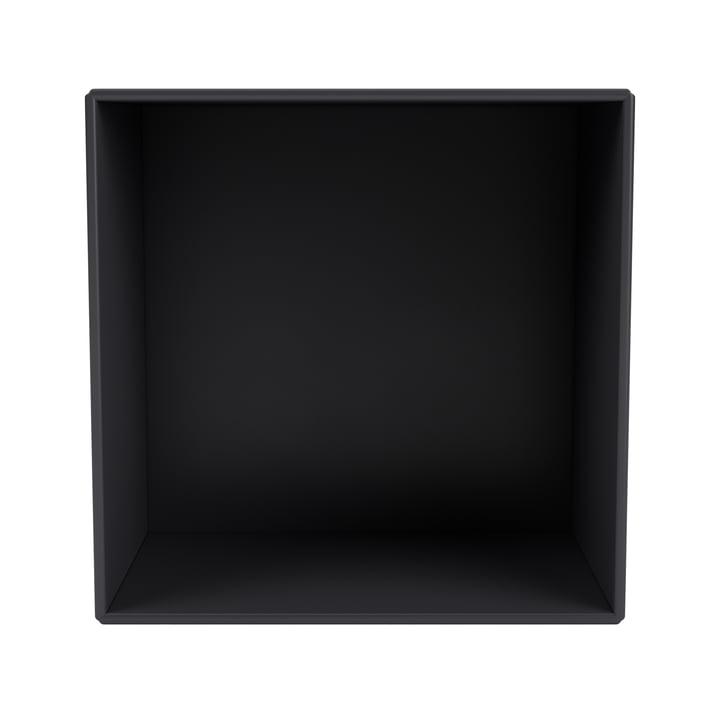 Mini shelf module open, anthracite from Montana .