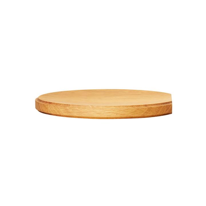 Section cutting Form & Refine, 30 x 32 cm, round, oak from Form & Refine