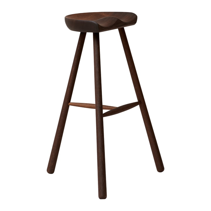 Shoemaker Chair, No. 78, smoked oak by Form & Refine