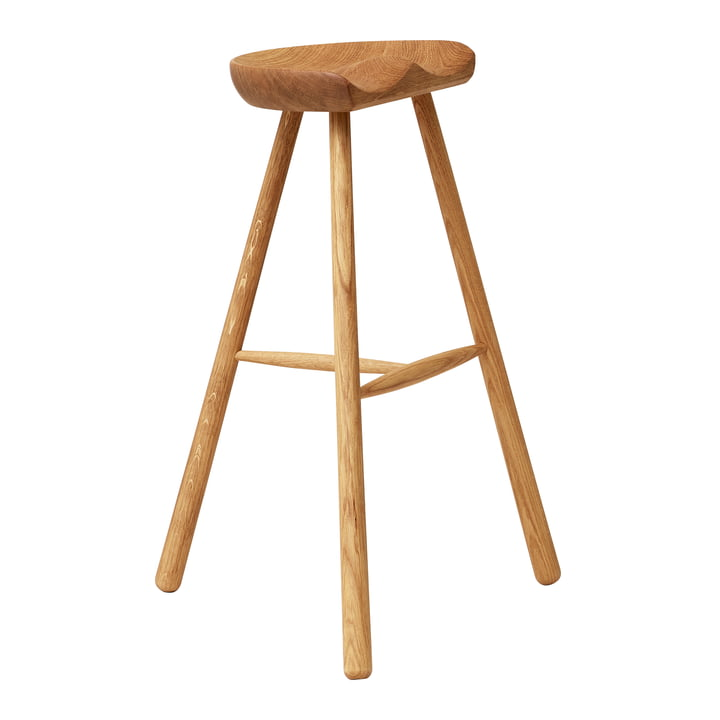 Shoemaker Chair, No. 78, oak by Form & Refine