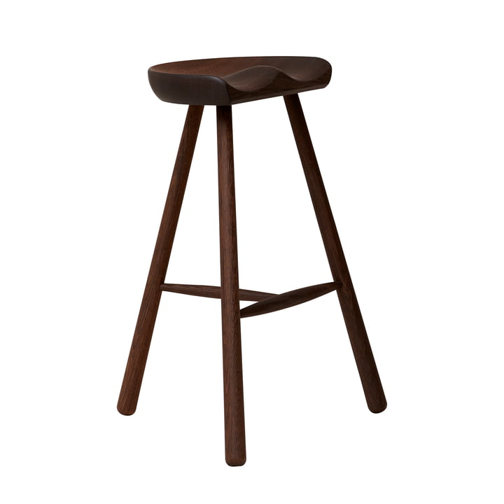 Shoemaker Chair, No. 68, smoked oak from Form & Refine