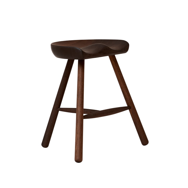 Shoemaker Chair, No. 49, smoked oak by Form & Refine