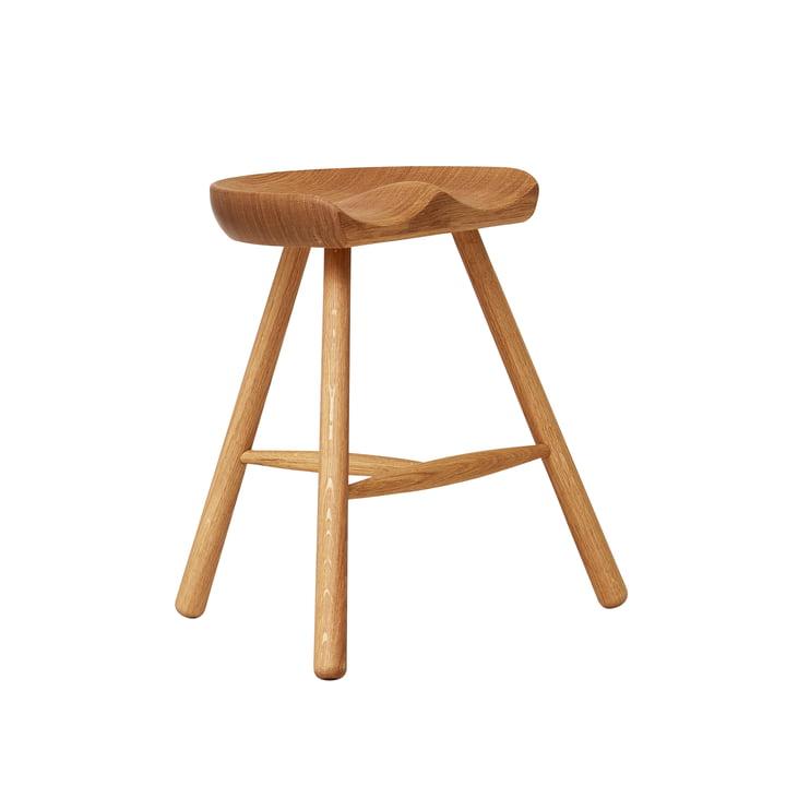 Shoemaker Chair, No. 49, oak by Form & Refine