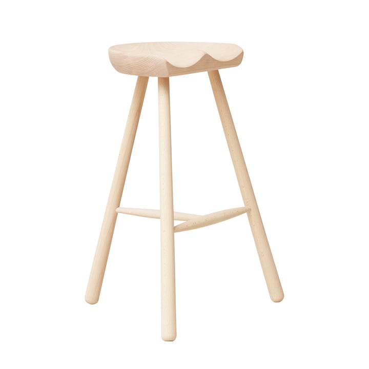 Shoemaker Chair, No. 68, beech by Form & Refine