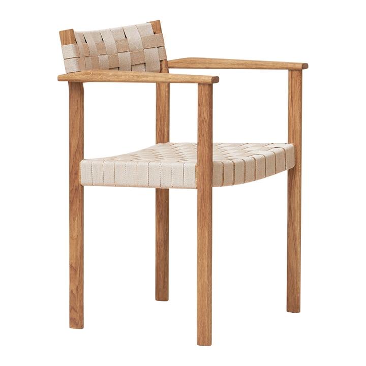 Motif armchair, oak by Form & Refine